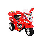 Childrens Trike 6v Ride On Toy, Red