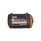 Micro Towelling Travel Towel Large 130x70cm - Orange