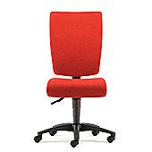 Pledge May'b Mid Back Task chair - Orange