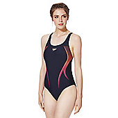Speedo Endurance®10 Racerback Swimsuit - Navy