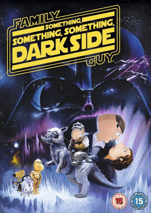 Family Guy - Something, Something, Something, Dark Side (DVD)