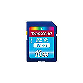 Transcend (16GB) Wi-Fi Secure Digital Memory Card (Class 10)