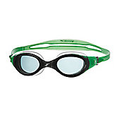 SPEEDO Futura BioFUSE Polarised Swim Swimming Goggles Adult, Green/Black