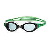 SPEEDO Futura BioFUSE Polarised Swim Swimming Goggles Adult, Green/Black