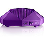 Outdoor Tech Turtle Shell Go Anywhere Boombox Purple