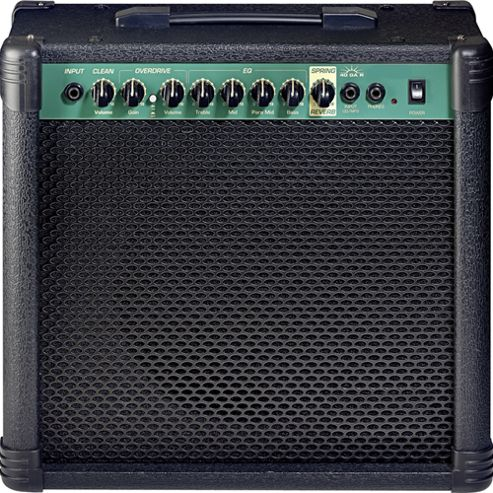Rocket 40GA 40W RMS Guitar Amplifier