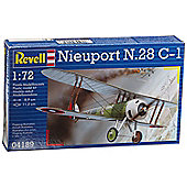 Nieuport N.28 C-1 1:72 Scale Model Kit - Hobbies