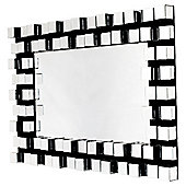 Home Essence Block Mirror