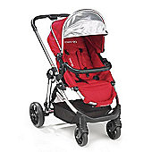 Mee-Go Glide 3 in 1 Travel System - Red
