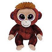 TY Beanie Boo Plush - Boris the Monkey 15cm