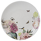 Fine China Wild Garden Peonies Side Plate