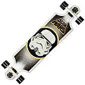 Santa Cruz Santa Cruz x Star Wars Stormtrooper 10inch Complete Drop Through Cruzer