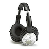Creative Aurvana X-Fi Noise Cancelling Headphones - Black/Silver