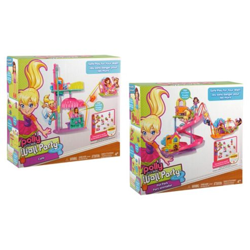 Polly Pocket? Wall Adventure Destination - Assortment – Colours & Styles May Vary