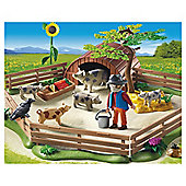 Playmobil 5122 Pigs with Enclosure