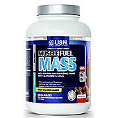 USN Muscle Fuel Mass Strawberry 2kg Powder