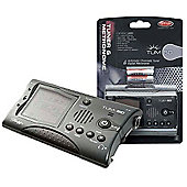 Rocket TUM-50 Tuner & Metronome - Dark Grey