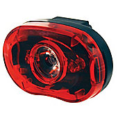 Smart 1/2 Watt Rear light Red (2xAAA batt. inc.)