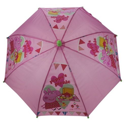 Peppa Pig Peppa's Picnic Kids' Umbrella