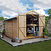 BillyOh 4000 10 x 8 Windowless Tongue & Groove Apex Shed