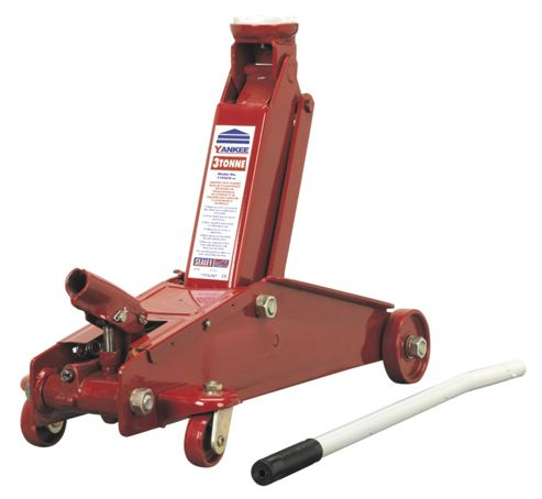 Sealey 1153CX - Trolley Jack 3tonne Long Chassis Heavy-Duty