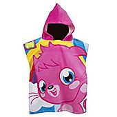 Moshi Monsters 'Poppet' Hooded Poncho Towel