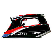 Hoover TID2500C LCD Ironjet Steam Iron - Red & Black
