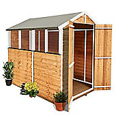 BillyOh 400 7 x 5 Overlap Apex Shed