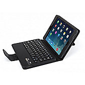 Bluetooth Keyboard PU Leather Case for iPad mini
