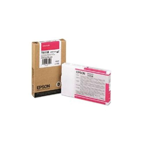 Epson T605B Magenta Ink Cartridge for Stylus Pro 4800