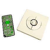 Remote Controlled Double Dimmer with Movement Sensor