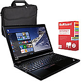 "Lenovo ThinkPad L560 15.6"" Laptop Intel Core i5-6200U 8GB 500GB Win 7 Pro with Antivirus & Case"