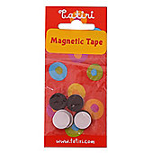 Tatiri TA001 Magnetic Sticky Pads (Pack of 12) (Two Packs Supplied)