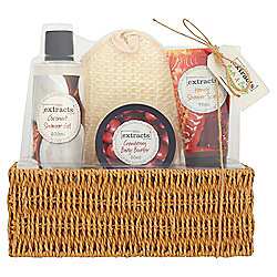 Extracts Bath and Body Basket