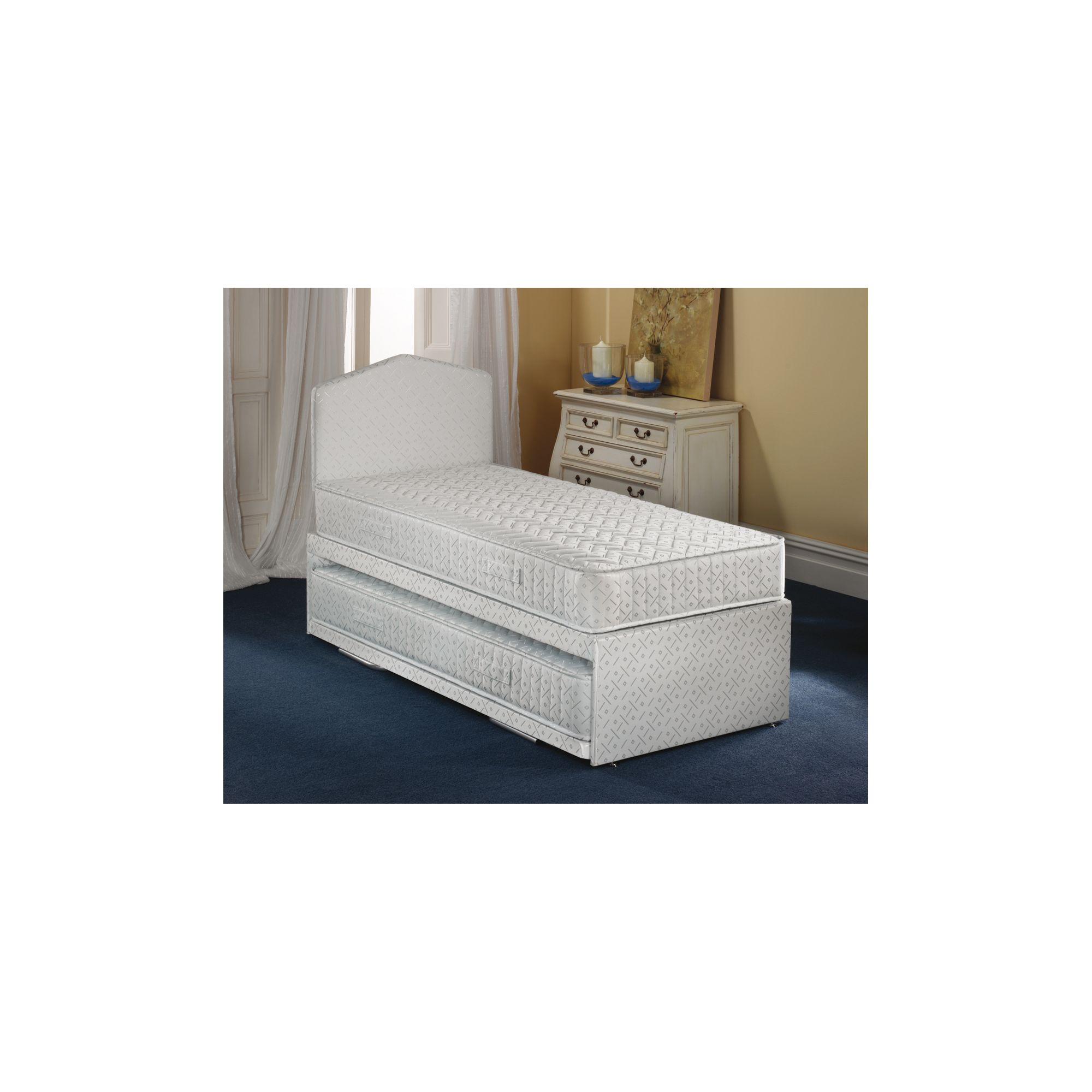 Airsprung Beds Enigma Full Length Guest Bed - Single at Tesco Direct
