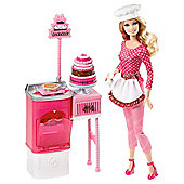 Barbie Careers Cake Decorator
