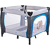 Caretero Quadra Playpen (Grey)