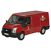 Oxford 1:76 Royal Mail New Ford Transit Van