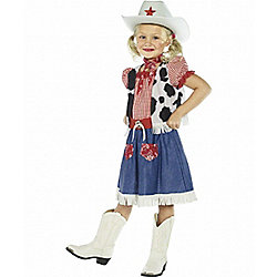 Cowgirl - Child Costume 7-9 years
