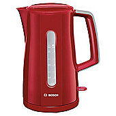 Bosch TWK3A034GB Village Kettle Red