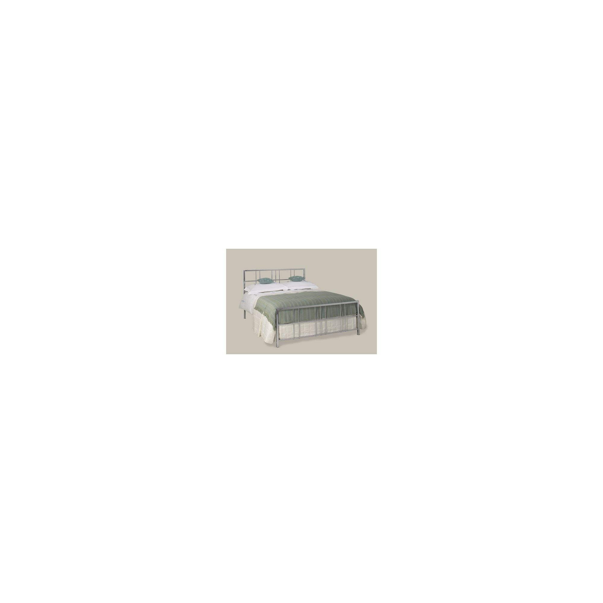 OBC Tain Bed Frame - King at Tesco Direct