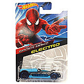 Hot Wheels Amazing Spider-Man 2 Diecast Car - Electro