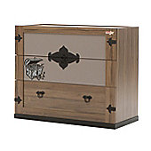 NewJoy Captain Children s Chest of Drawers