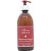 Royal Moroccan Moroccan Moisturizing Shampoo 500ml - Dry & Colored Hair