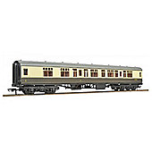 Hornby R4353 270mm BR Mk1 Corridor Composite Coach (Chocolate/Cream) 00 Gauge