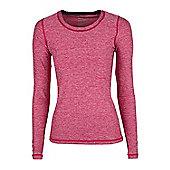 Panna Womens Long Sleeved T-Shirt - Pink