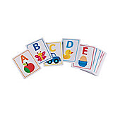 ELC Alphabet Pairs - Upper Case