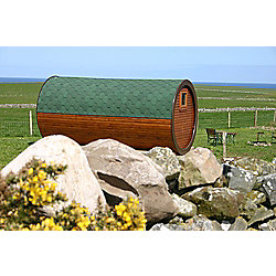 Overnight Stay in a Luxury Hobbit Hut for Two