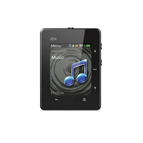 Creative Technology PF2571 Creative Zen X-Fi3 8GB MP3 Player - Black/Grey
