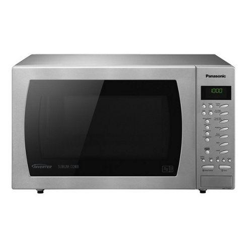 Buy Panasonic Nnct585sbpq Combi Microwave Oven Silver